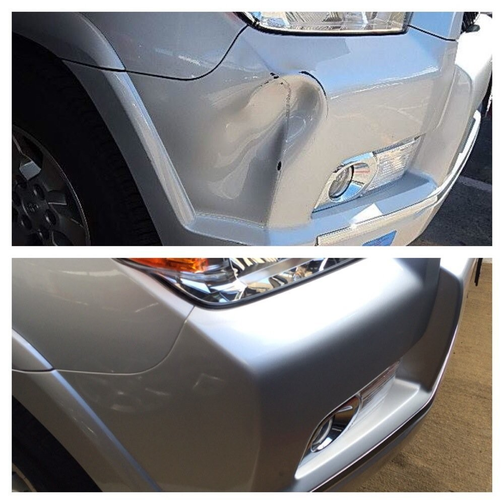 Reviews, UNIBODY Autotech Collision Center