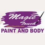 Here at Magic Touch Paint & Body Shop, Lewisville, TX, 75057, we are always happy to help you with all your collision repair needs!