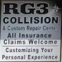 Here at Rg3 Collision And Custom Repair Center, San Antonio, TX, 78239, we are always happy to help you with all your collision repair needs!