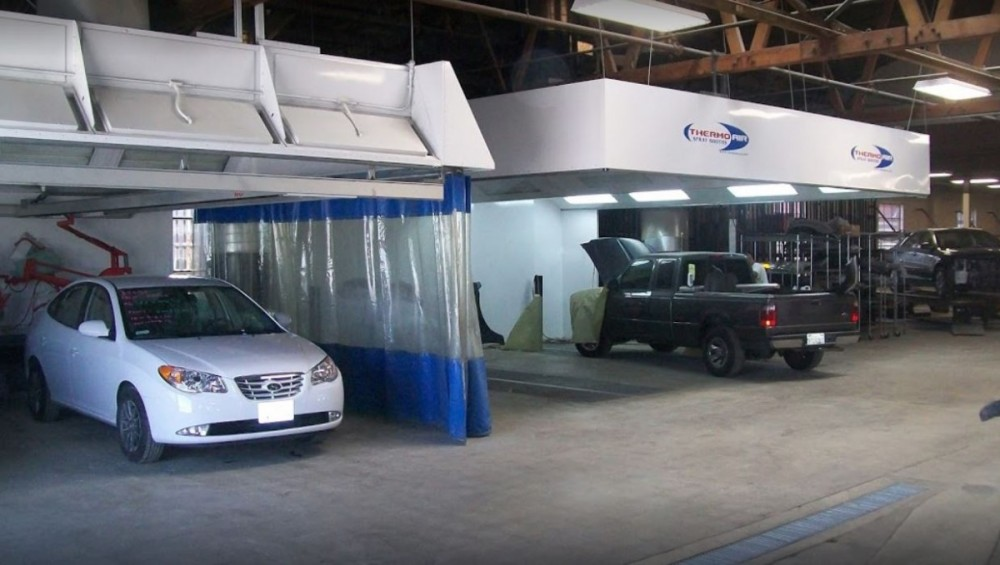 At Concierge Collision Repair, Inc., in Los Angeles, CA, 90045, we are equipped with a certified aluminum welding area.