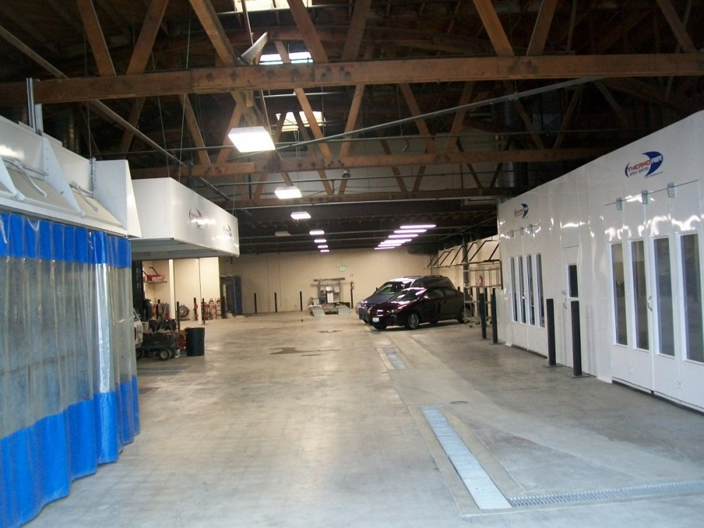 We are a professional quality, Collision Repair Facility located at Los Angeles, CA, 90045. We are highly trained for all your collision repair needs.