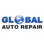 Global Auto Repair Honolulu HI 96819 Logo. Global Auto Repair Auto body and paint. Honolulu HI collision repair, body shop.