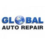 Global Auto Repair Honolulu HI 96819 Logo. Global Auto Repair Auto body and paint. Honolulu HI collision repair, body shop.