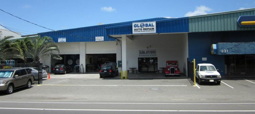 Global Auto Repair 231-B. Sand Island Access Road  Honolulu, HI 96819 Auto Collision Repair Experts.  Auto Body & Painting.  We are a large collision repair facility ready to assist you with your collision repair needs..