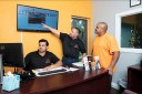 Our body shop's business office located at Pompano Beach, FL, 33069 is staffed with friendly and experienced personnel.