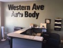 Our body shop's business office located at Lynn, MA, 01905 is staffed with friendly and experienced personnel.