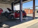 Structural accuracy is critical for a safe and high quality collision repair.  At Gosch Collision At Ford, Hemet, CA, 92543, we are the best.