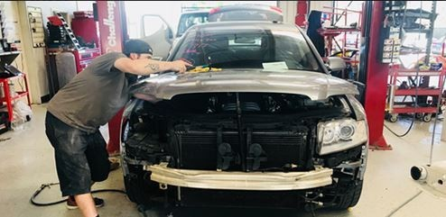 We are a high volume, high quality, Collision Repair Facility located at Grass Valley, CA, 95949. We are a professional Collision Repair Facility, repairing all makes and models.