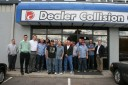 Friendly faces and experienced staff members at Dealer Collision Center Of Cedar City, in Cedar City, UT, 84720, are always here to assist you with your collision repair needs.
