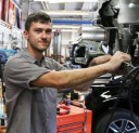 Friendly faces and experienced staff members at Anderson Behel Body Shop, in Santa Clara, CA, 95054, are always here to assist you with your collision repair needs.