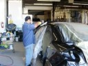 The color sand and buffing process is like putting the icing on a cake.  It just makes it better. These technicians are like jewelry polishers, they are an artist to their trade.  This process gives the vehicle's finish a mirror like feel and look.  At Golden Valley Auto Body, Yuba City, CA, 95991, we have the best in our industry.