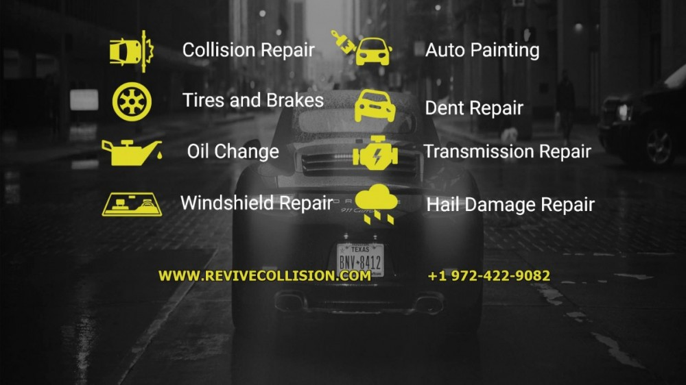 Revive Collision Inc., Plano, TX, 75074, our team is waiting to assist you with all your vehicle repair needs.