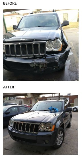At Revive Collision Inc., we deal with repairs ranging from collision damage to dent repair. We get them corrected, and have cars looking like new when they leave our shop!