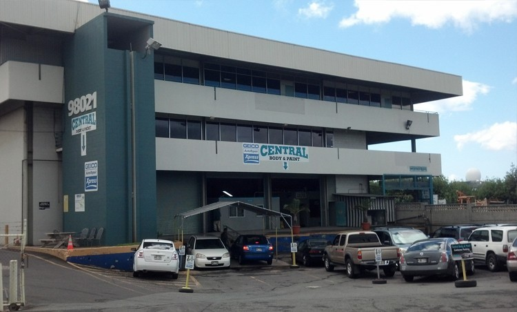 Central Body & Paint
