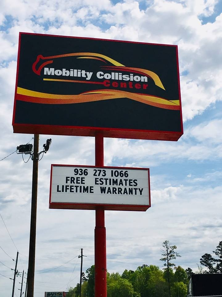 Volkswagen Of The Woodlands >> Reviews, Mobility Collision Repair Center - Conroe TX ...