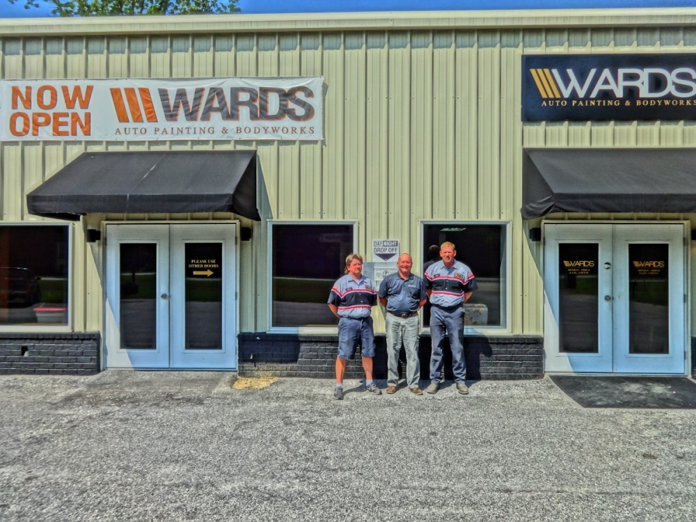 Wards Auto Painting & Bodyworks - Brooklet 16789 US Hwy 80 East  Brooklet, GA 30415  Experience is here for your collision repair needs.