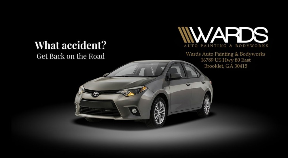 Wards Auto Painting & Bodyworks .....  We Stand For Quality & Pride ....