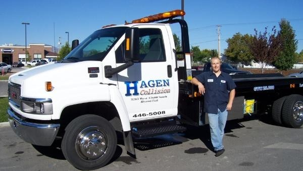 At CARSTAR Hagen Collision, Riverton, UT, 84065, we will transport your vehicle with care and concern.