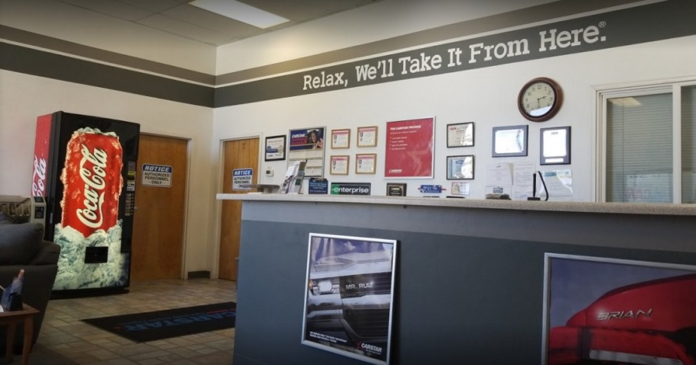 Friendly faces and experienced staff members at CARSTAR Hagen Collision, in Riverton, UT, 84065, are always here to assist you with your collision repair needs.
