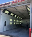 A professional refinished collision repair requires a professional spray booth like what we have here at Fix Auto El Mirage in El Mirage, AZ, 85335.