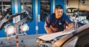 Here at Fix Auto El Mirage, El Mirage, AZ, 85335, our body technicians are craftsmen in the art of metal straightening.