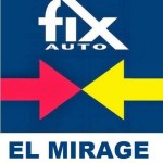 Here at Fix Auto El Mirage, El Mirage, AZ, 85335, we are always happy to help you with all your collision repair needs!