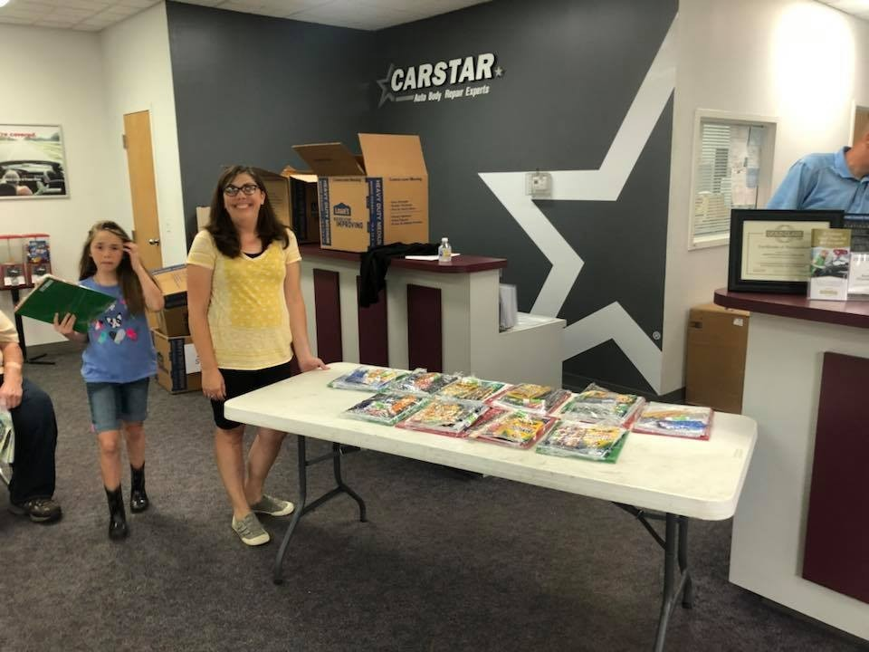 At Carstar Don's Body Shop & Collision Center, Rocky Mount, NC, 27803, we are active in community activities.