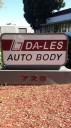 Da-les Auto Body 728 San Aleso Ave  Sunnyvale, CA 94085