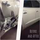 Our shop at CARSTAR T&S Body Works, we are always proud to post our before and after work!