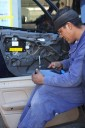 Here at Professional Touch Auto Body, Scotts Valley, CA, 95066-3438, our body technicians are craftsman in quality repair.