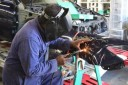 All of our body technicians at Professional Touch Auto Body, Scotts Valley, CA, 95066-3438, are skilled and certified welders.
