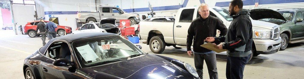 Friendly faces and experienced staff members at Alioto's Garage - Van Ness, in San Francisco, CA, 94109, are always here to assist you with your collision repair needs.