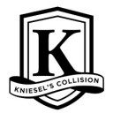 Here at Kniesel's Collision Center - Power Inn, we are always happy to help you with all your collision repair needs!