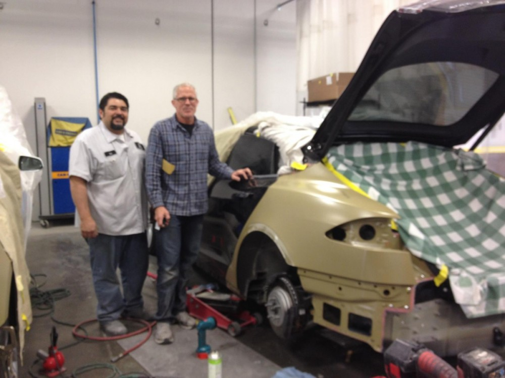 Kniesel's Collision Centers - Natomas 1200 Del Paso Rd  Sacramento, CA 95834  Team Work & Shared Experience Leads To A Safe & High Quality Collision Repair ..