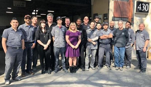 Kniesel's Collision Center - 18th Street Friendly faces and experienced staff members at Kniesel's Collision Center - 18th Street, in Sacramento, CA, 95811, are always here to assist you with your collision repair needs.