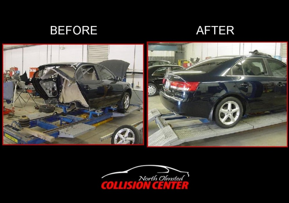 North Olmsted Collision Center 28415 Lorain Road  North Olmsted, OH 44070 We specialized in large Collision Repairs and are Proud to display our work. Auto Body and Painting Repairs.