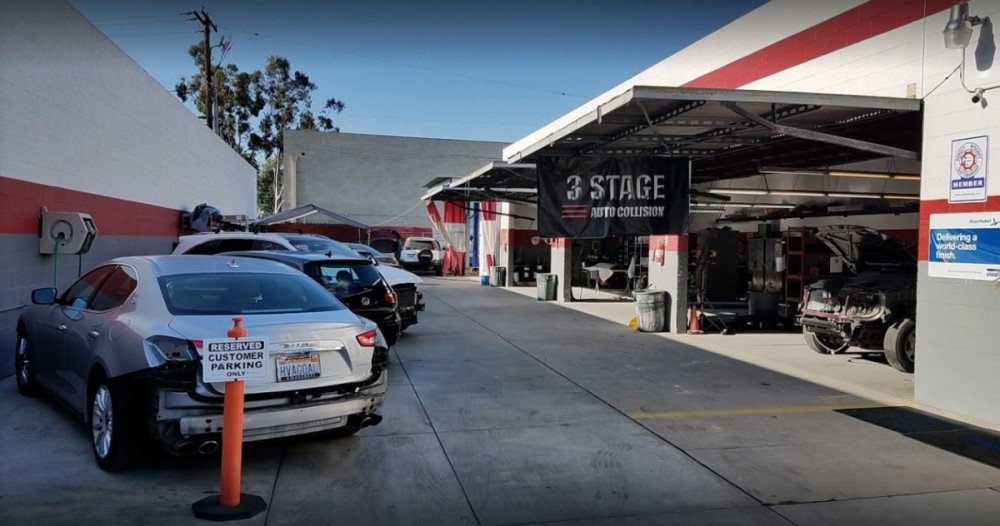 We are a high volume, high quality, Collision Repair Facility located at Santa Ana, CA, 92701. We are a professional Collision Repair Facility, repairing all makes and models.