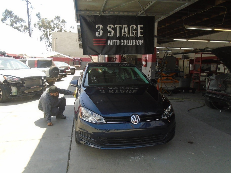 During the course of a collision repair many re-inspections are done, but the final quality control inspection is done by a trained specialist.  At 3 Stage Auto Collision, in Santa Ana, CA, 92701, we take pride in perfecting this process of the collision repair.