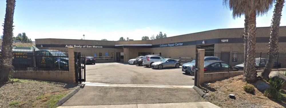 We are centrally located at San Marcos, CA, 92069 for our guest's convenience and are ready to assist you with your collision repair needs.