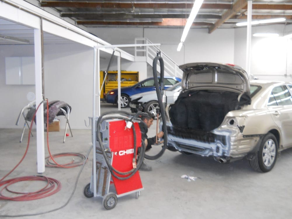 Every repaired vehicle gets a wash and a collision related detail.  At Auto Body Of San Marcos, giving our guest back a clean vehicle is an absolute.