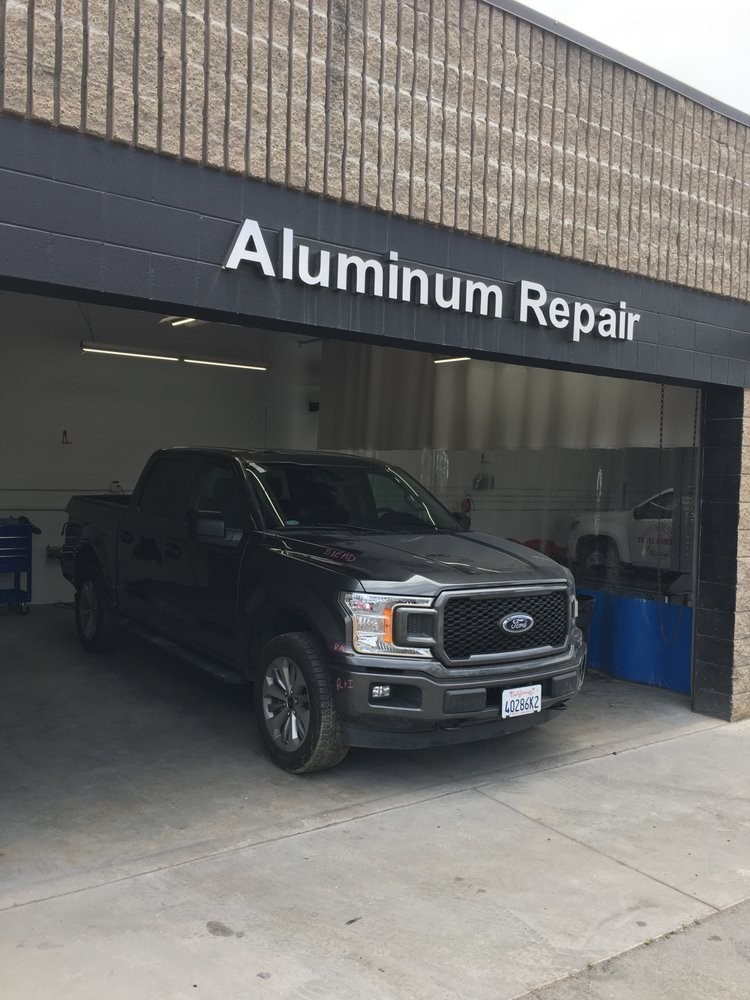 At Auto Body Of San Marcos, in San Marcos, CA, 92069, we are equipped with a certified aluminum welding area.