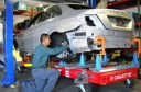 Collision structure and frame repairs are critical for a safe and high quality repair.  Here at Mikeloff Brothers, in Glendale, CA, 91204, our structure and frame technicians are I-CAR certified and have many years of experience.