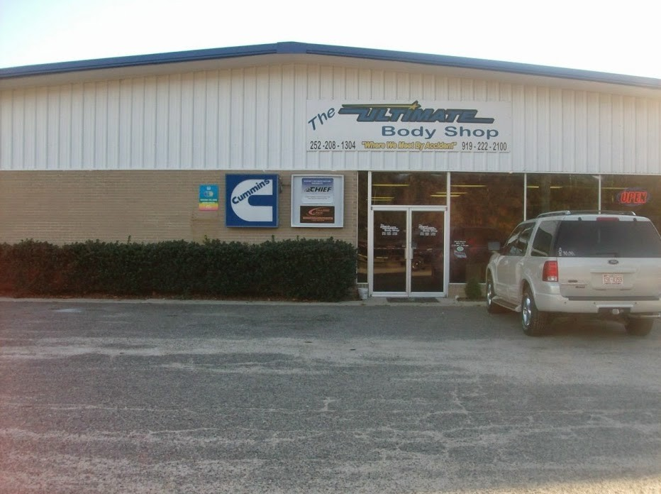 Collision Repair Experts. Auto Body and Paint Services.