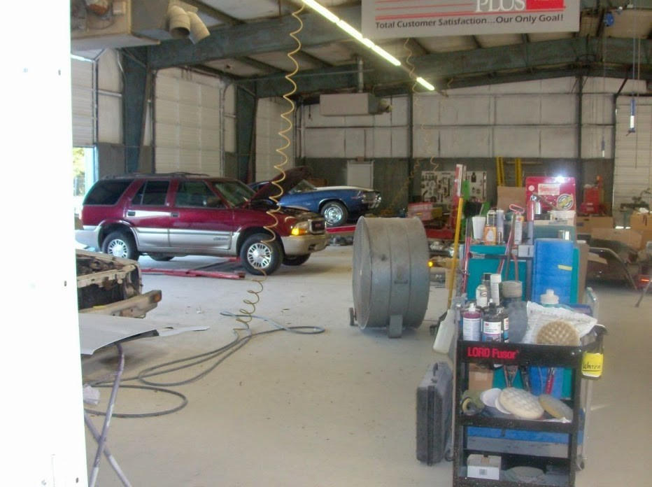 Collision Repair Professionals.  Auto Body and Paint Experts.