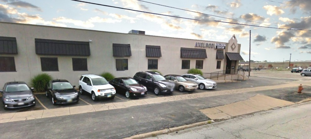 Axelrod Collision Center