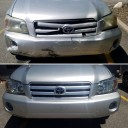 At Beckstrom Body Shop North, we are proud to post before and after collision repair photos for our guests to view.