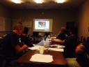 At European Paint & Body II, in house training is ongoing.