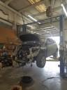 Professional vehicle lifting equipment at Performance Collision Centers - Orangeburg, located at Orangeburg, SC, 29115, allows our damage technicians a clear view of what might be causing the problem.
