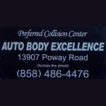 Here at Auto Body Excellence, Poway, CA, 92064-4807, we are always happy to help you with all your collision repair needs!
