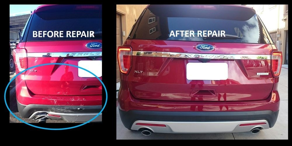 At Auto Body Excellence, we are proud to post before and after collision repair photos for our guests to view.